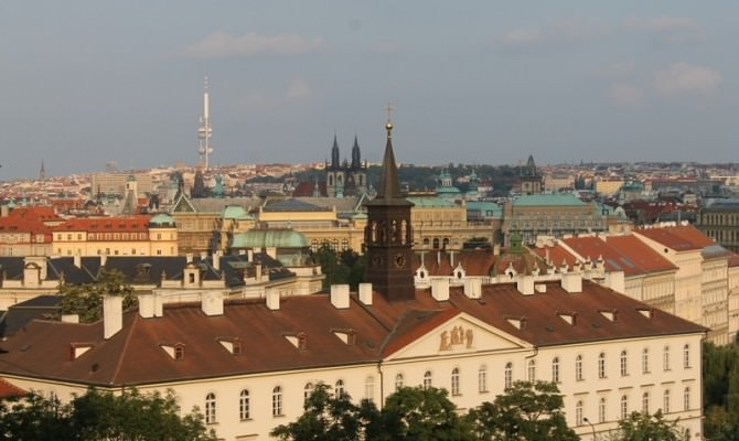 Прага-Чехия
