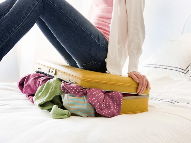 Собираем-чемодан в горящие туры