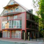 Гостиница Атон-Вардане