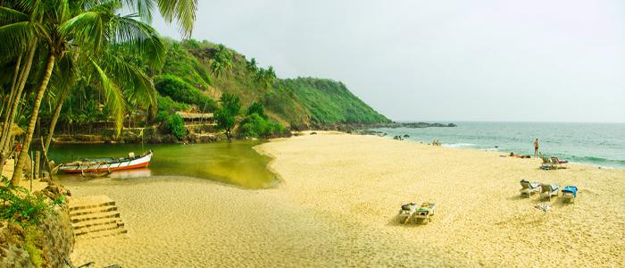 пляж Керим Гоа