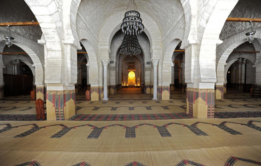 Тунис Сусс Мечеть
