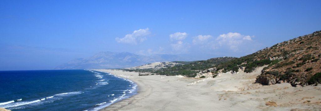 Пляжи Турции - Патара