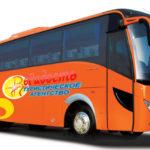 Автобусом к морю 2017