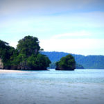 Пляжи провинции Краби (материк), Таиланд