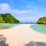 Островные пляжи провинции Краби, Таиланд