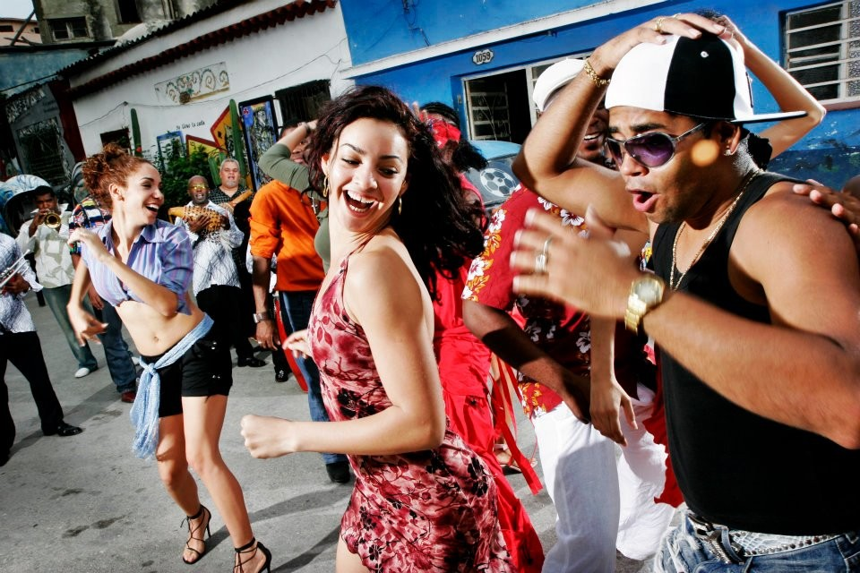 Куба-танец