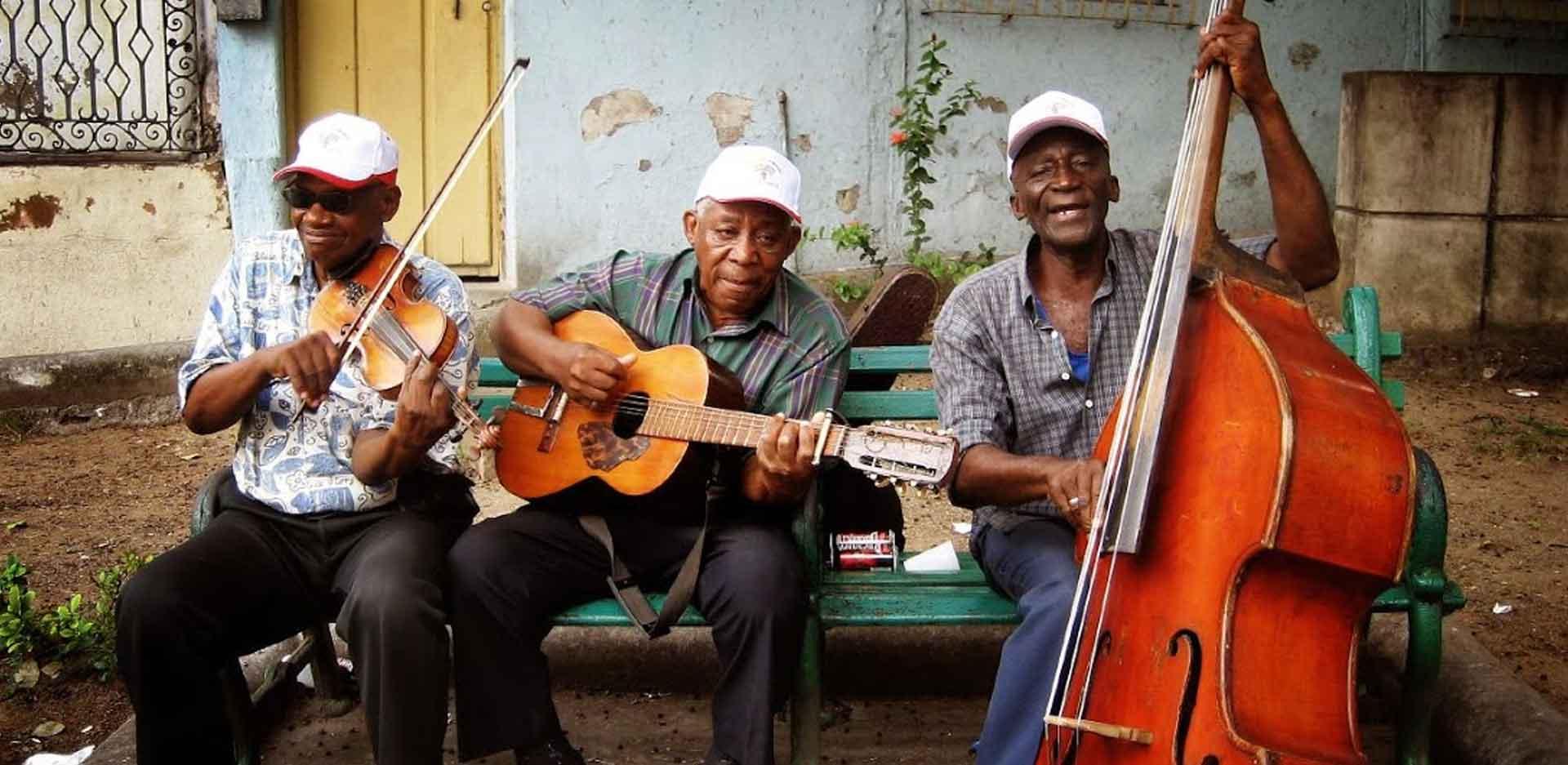 Куба-музыка