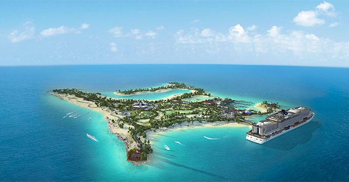 Круизы Ocean Cay MSC