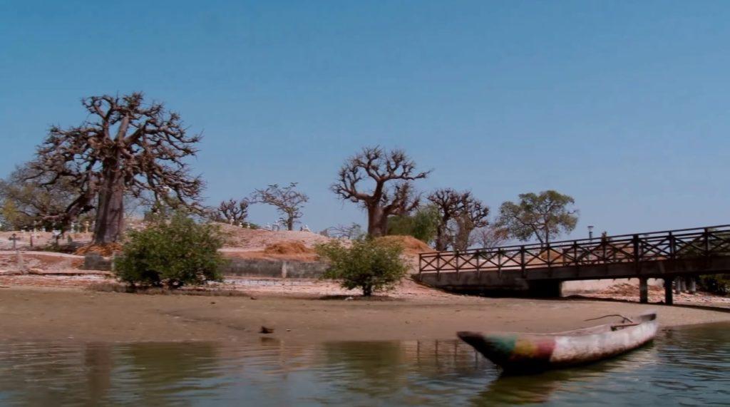 Гамбия-река