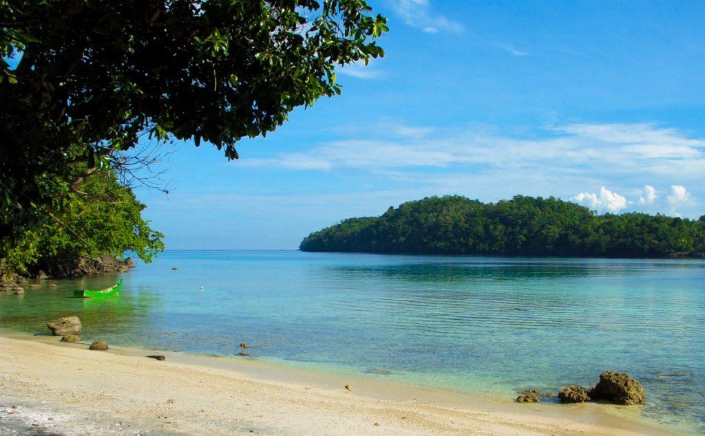 Индонезия - пляж