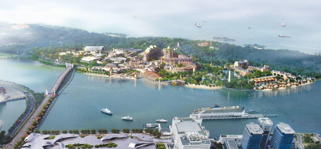 Сингапур-Сентоза