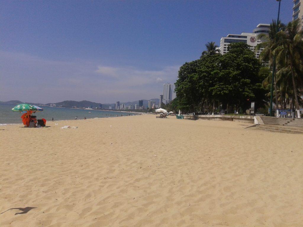 Вьетнам - пляж