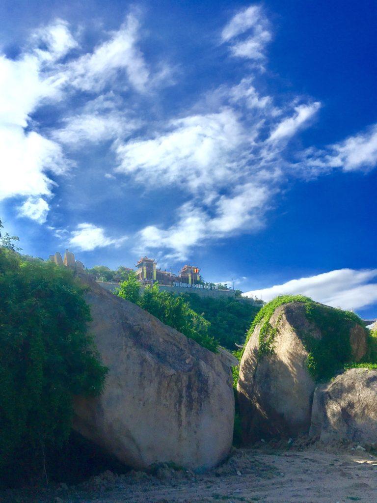 Вьетнам - пагода