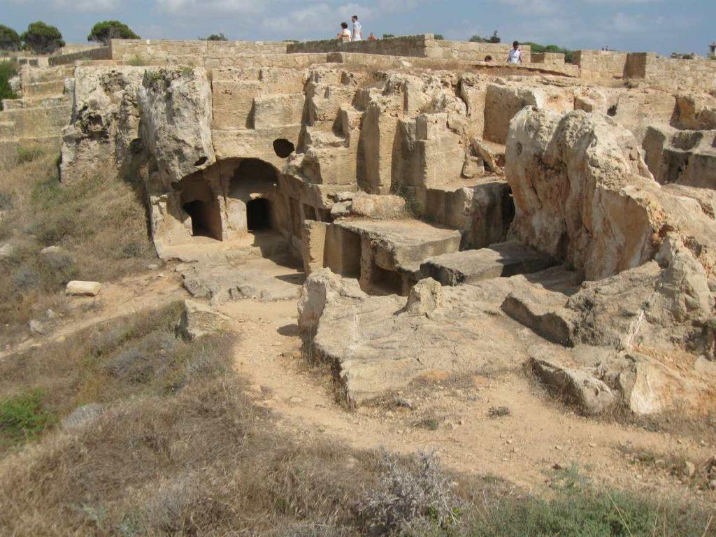 Кипр. Руины
