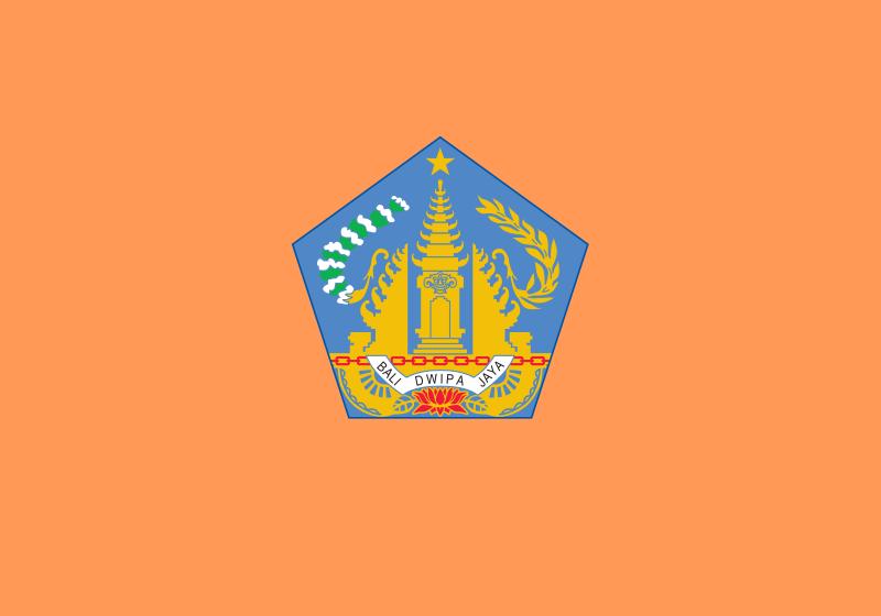 Флаг бали