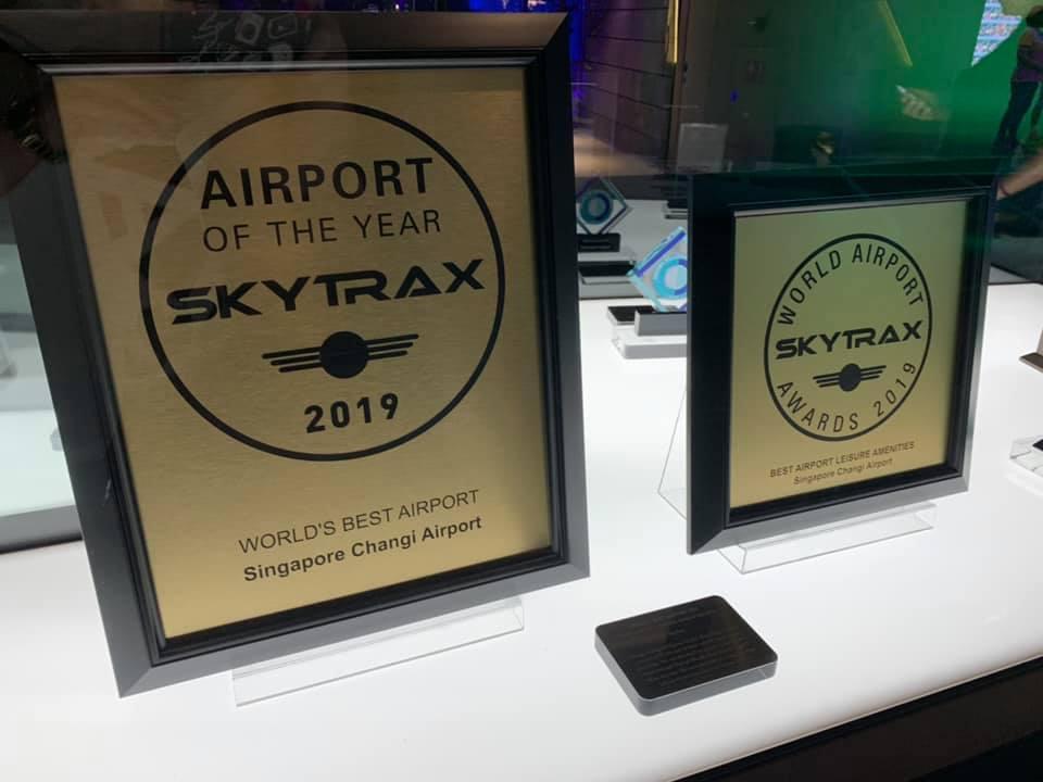 Лучший аэропорт мира