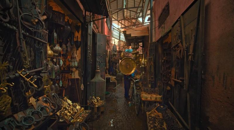 Марокко рынок